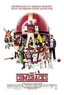 The Comebacks (2007) cover