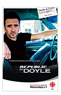 Republic of Doyle (2010) cover
