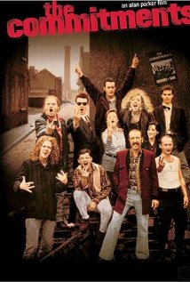 The Commitments (1991) cover