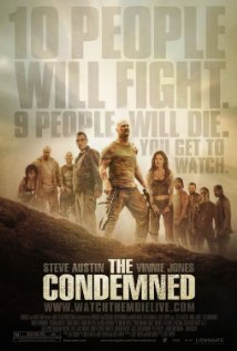 The Condemned (2007) cover