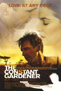 The Constant Gardener (2005) cover