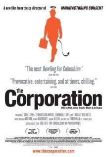 The Corporation (2003) cover