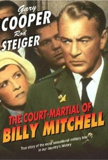 The Court-Martial of Billy Mitchell 1955 poster