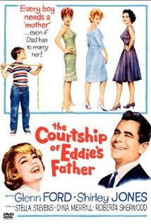 The Courtship of Eddie's Father (1963) cover