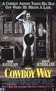 The Cowboy Way 1994 poster
