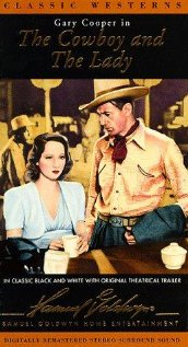 The Cowboy and the Lady 1938 poster