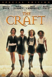 The Craft (1996) cover