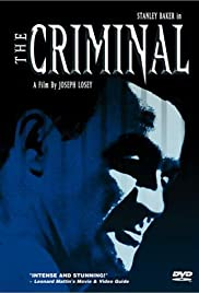 The Criminal (1960) cover