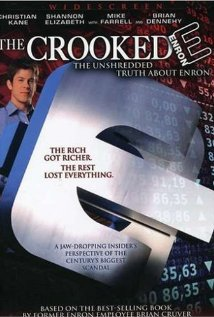 The Crooked E: The Unshredded Truth About Enron (2003) cover