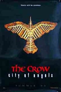 The Crow: City of Angels (1996) cover