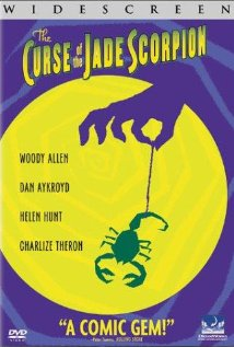 The Curse of the Jade Scorpion (2001) cover