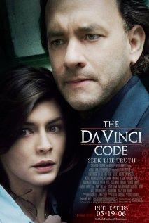The Da Vinci Code (2006) cover