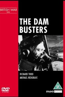 The Dam Busters (1955) cover