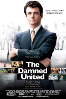 The Damned United (2009) cover