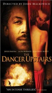 The Dancer Upstairs (2002) cover