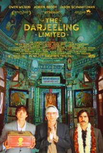 The Darjeeling Limited (2007) cover