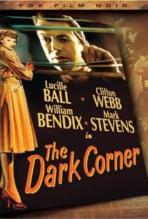 The Dark Corner (1946) cover
