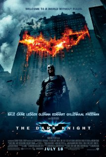 The Dark Knight (2008) cover