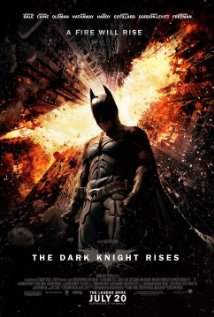 The Dark Knight Rises (2012) cover