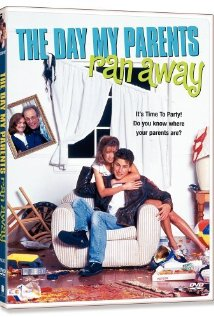The Day My Parents Ran Away (1993) cover