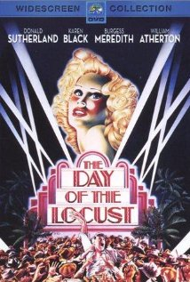 The Day of the Locust (1975) cover