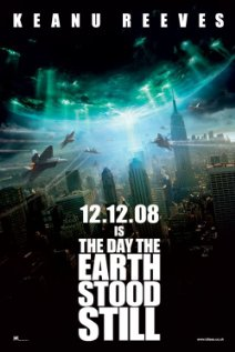 The Day the Earth Stood Still (2008) cover