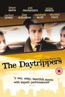 The Daytrippers (1996) cover