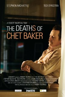 The Deaths of Chet Baker (2009) cover