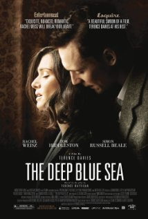 The Deep Blue Sea 2011 poster