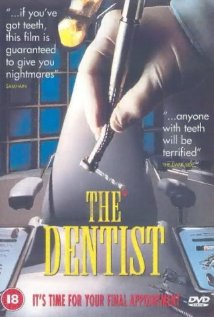 The Dentist 1996 poster
