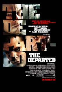 The Departed (2006) cover