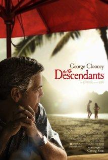 The Descendants 2011 poster