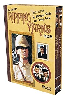 Ripping Yarns (1976) cover