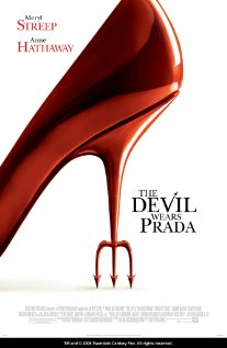 The Devil Wears Prada (2006) cover