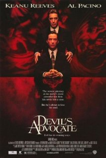 The Devil's Advocate (1997) cover