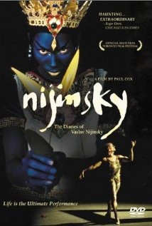 The Diaries of Vaslav Nijinsky (2001) cover