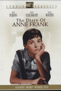 The Diary of Anne Frank (1959) cover