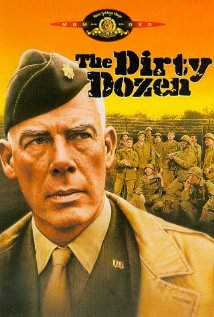 The Dirty Dozen (1967) cover