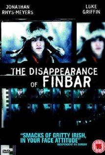 The Disappearance of Finbar (1996) cover
