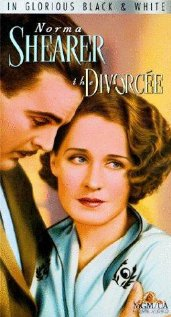 The Divorcee 1930 poster