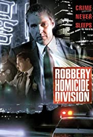 Robbery Homicide Division (2002) cover
