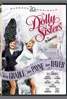 The Dolly Sisters 1945 poster