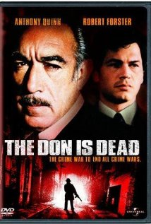 The Don Is Dead 1973 poster