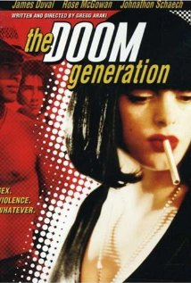 The Doom Generation (1995) cover