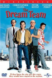 The Dream Team 1989 poster