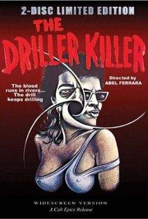 The Driller Killer (1979) cover
