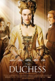 The Duchess (2008) cover