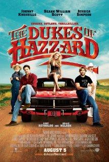 The Dukes of Hazzard (2005) cover