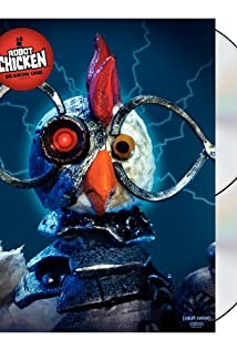 Robot Chicken (2005) cover