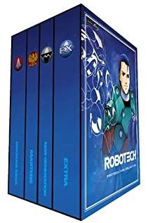 Robotech (1985) cover